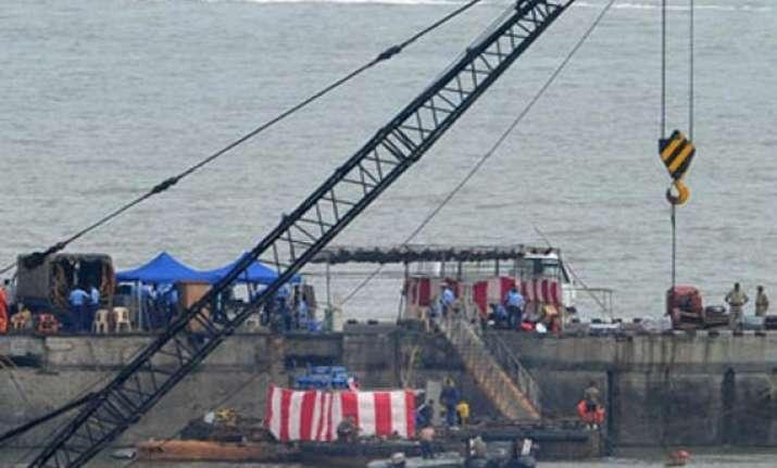 sindhurakshak death of 5 navy men due to burns drowning