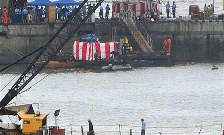 sindhurakshak tragedy crew s families to get special