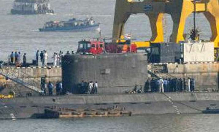 sindhuratna submarine mishap navy recommends court marshal