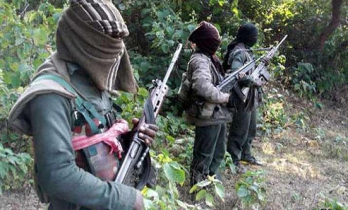 six karbi militants killed in assam