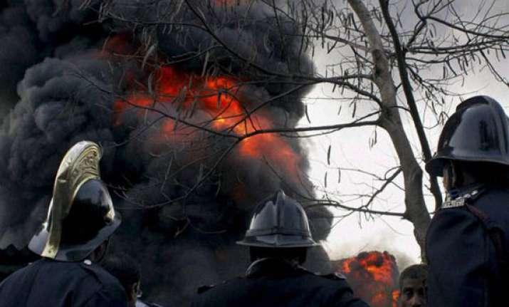 six killed in maharashtra fireworks factory blast