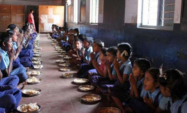 six students fall ill after having mid day meal in odisha