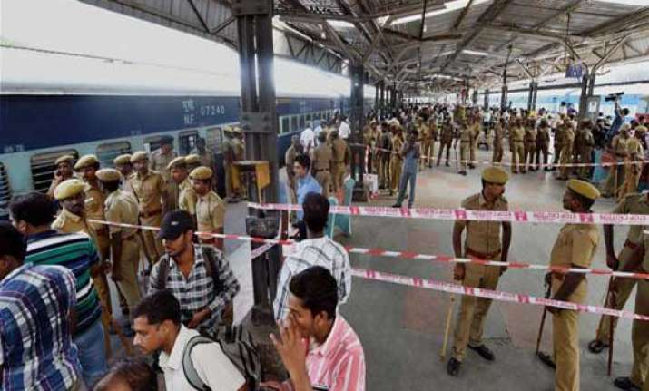 sleuths find similarities between patna and chennai train