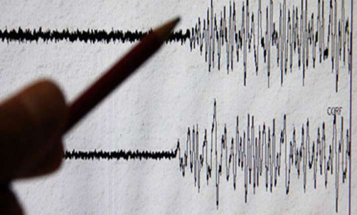 slight intensity earthquake hits ajmer pali border