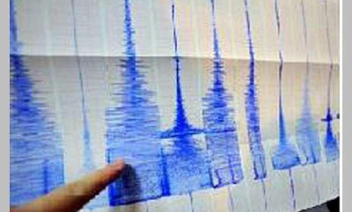 slight intensity quake in andaman islands