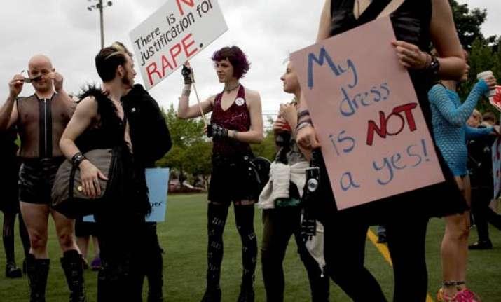 slutwalk plan triggers debate on women in india