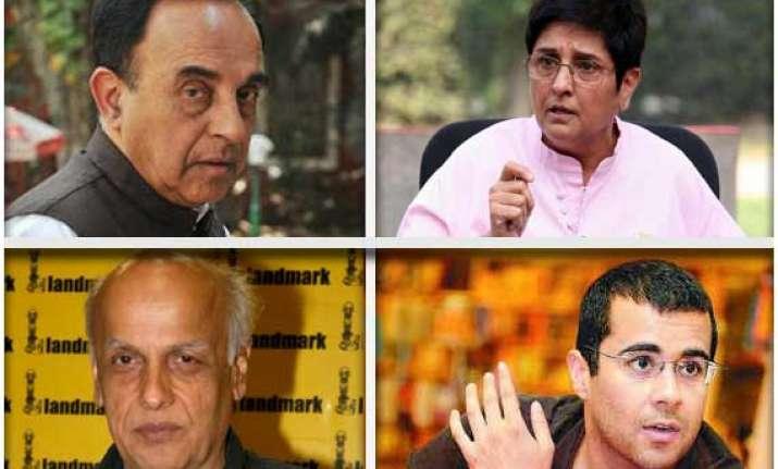 social media hots up over arvind kejriwal s exit