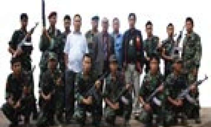 solution to naga issue key for peace in arunachal districts