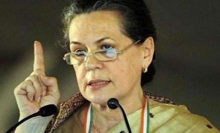 sonia gandhi launches ambitious food security programme