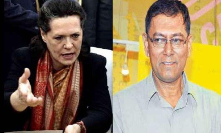 sonia gandhi condemns journalist s murder
