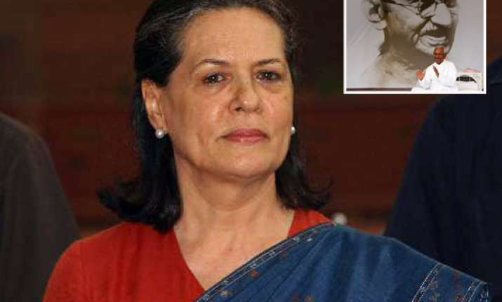 sonia gandhi in loop may return by aug end