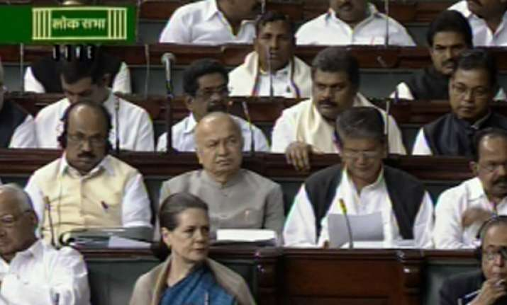 sonia gandhi is back in parliament