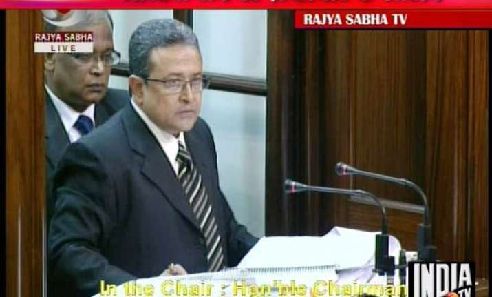 soumitra sen first judge impeached by rs