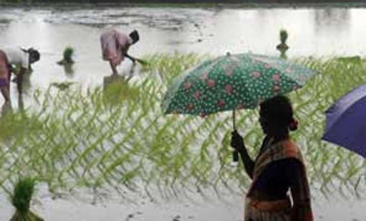 southwest monsoon may hit odisha on time