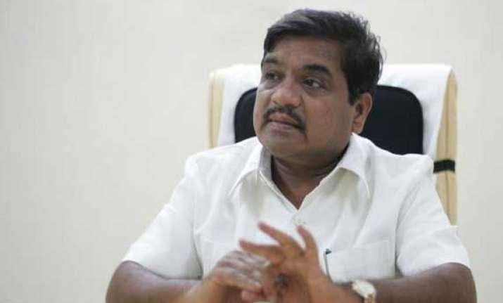speaker s clean chit to maharashtra home minister for rape