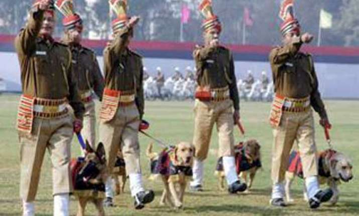 special canine squad chips in to secure modi s swearing in