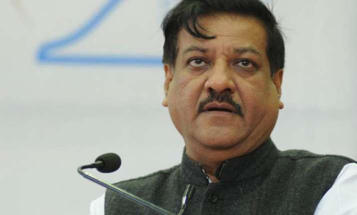 speed up work on water connections deemed conveyance chavan