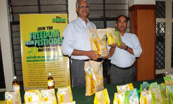 sresta to launch freedom from pesticides campaign