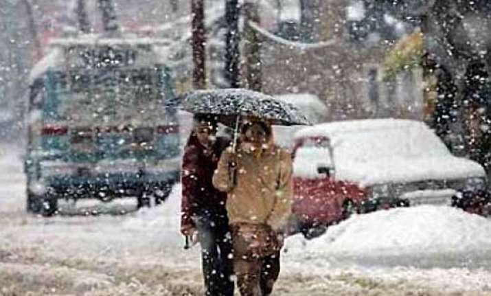 srinagar records lowest temperature of season