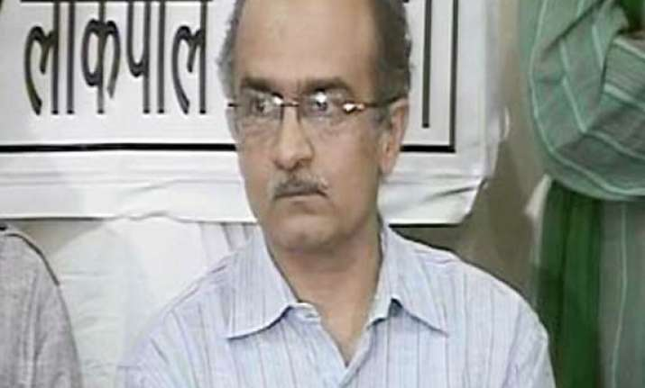 standing committee is only to postpone issue bhushan