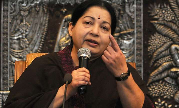 state s powers being abrogated by centre says jayalalithaa