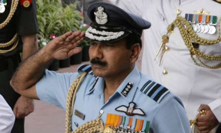 stay abreast of modern developments iaf chief to commanders