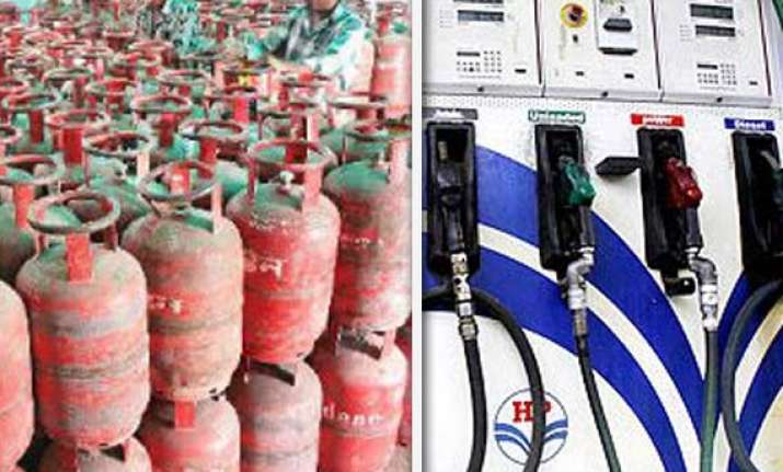 steep hike of rs 50 in lpg price diesel by rs 3 kerosene by