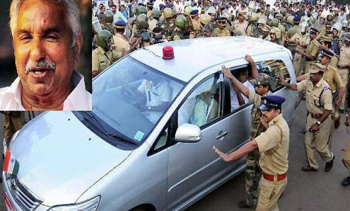 stoning of chandy ldf workers held cm in hospital