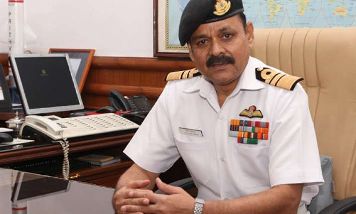 sulking western naval command chief may soon put in his
