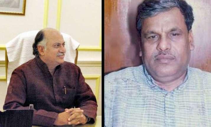 gurudas kamat resigns jena skips swearing in