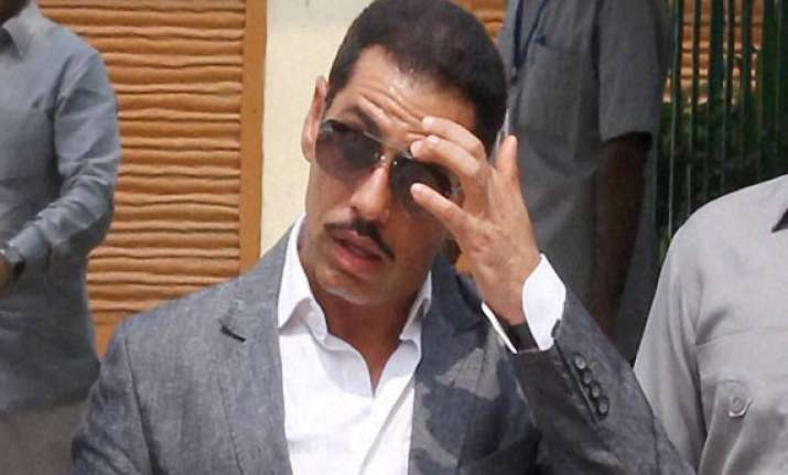 supreme court rejects probe into robert vadra land deal