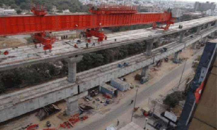 survey on lucknow metro stations to begin may 1