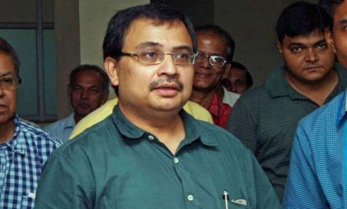suspended tmc mp kunal ghosh writes to ed fears for life