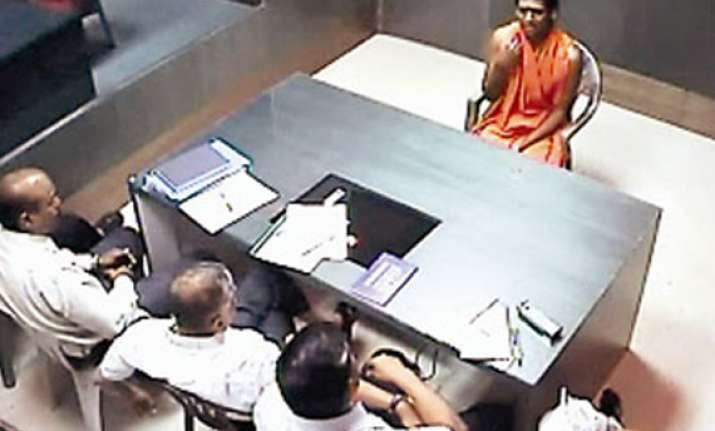 Swami Nithyananda To Undergo Test To Prove He Is Impotent  India News  India Tv-1022