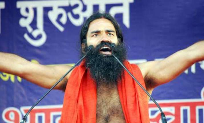 swami ramdev does a volte face on lokpal bill issue