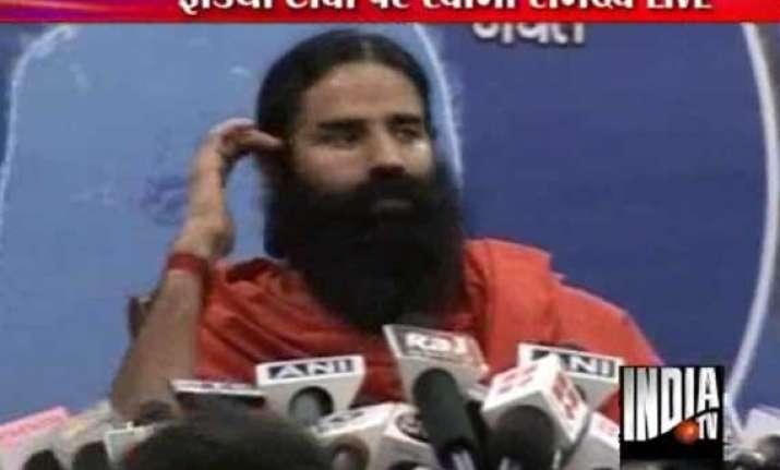 swami ramdev says acharya balkrishna s degrees are real