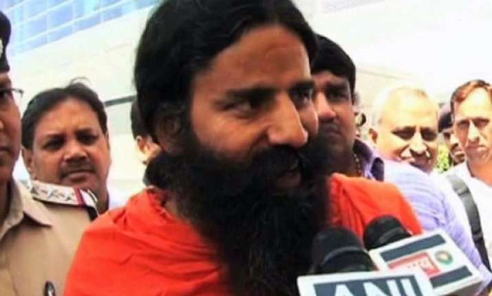 swami ramdev accuses pm of inaction