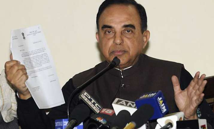 swamy granted anticipatory bail by delhi high court
