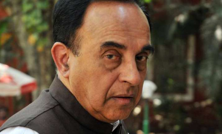 swamy questioned by police in inflammatory article case