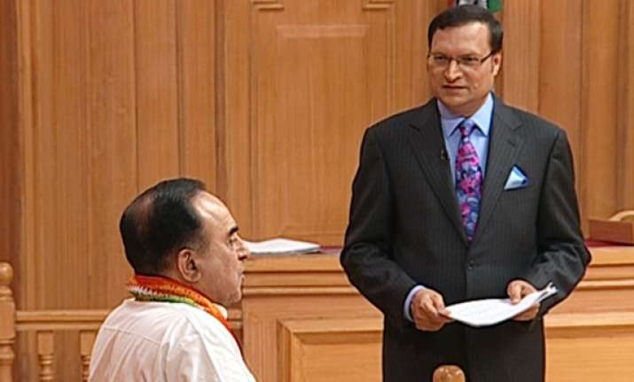 swamy tells adalat rahul is ineligible to become pm