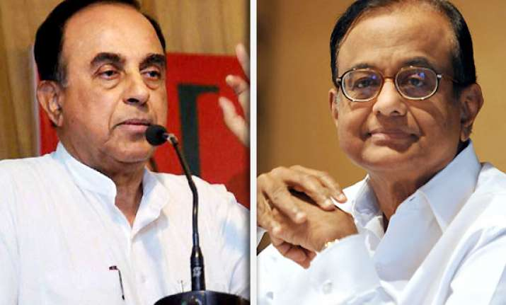 swamy to move sc against hc ruling on chidambaram in 2 g