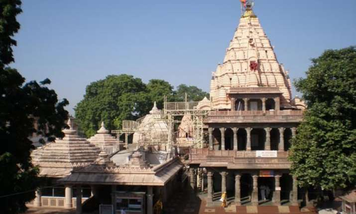 swayambhu jyotirlinga the mahakaleshwar temple in ujjain mp