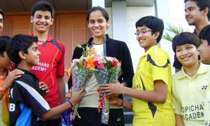 swiss triumph inspired by sachin says saina nehwal