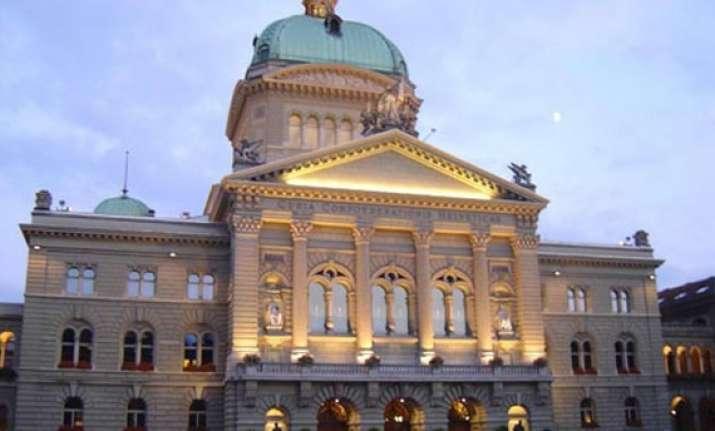 switzerland mulls new bill to check black money flow to