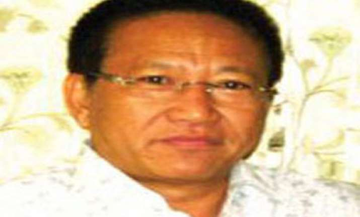 t r zeliang appointed new nagaland cm