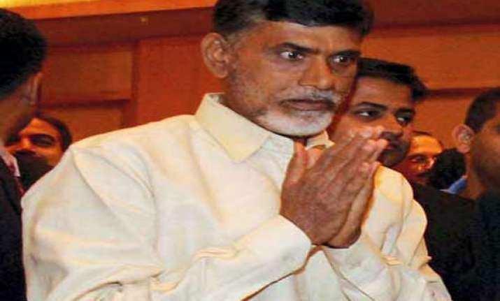 tdp chief urges ap governor to ensure transparent