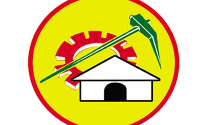 tdp promises waiver of loans to farmers self help groups
