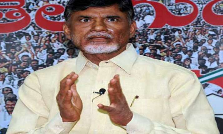 tdp will fulfil all its poll promises assures chandrababu