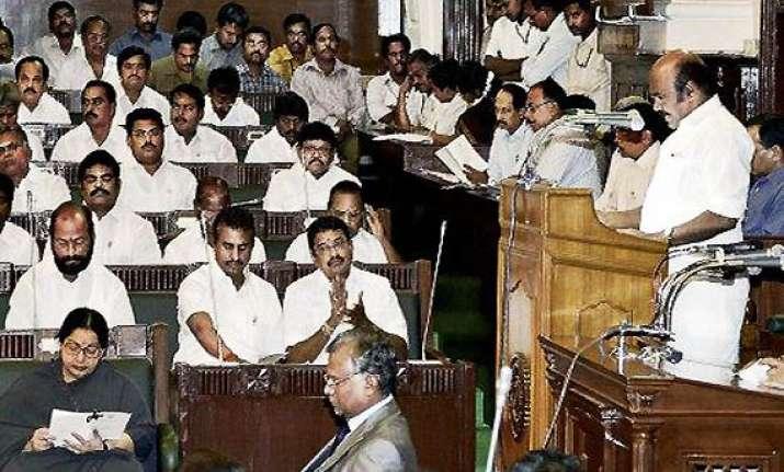 tn assembly passes resolution on mullaperiyar dam