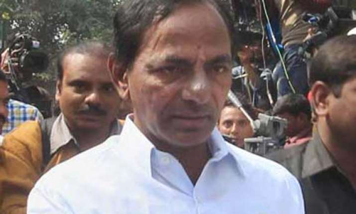 trs chief k chandrasekhar rao declares assets worth rs. 17